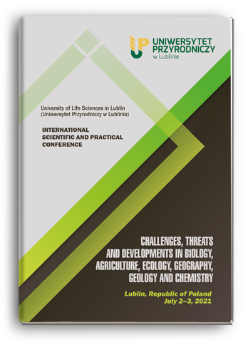 Cover for CHALLENGES, THREATS AND DEVELOPMENTS IN BIOLOGY, AGRICULTURE, ECOLOGY, GEOGRAPHY, GEOLOGY AND CHEMISTRY