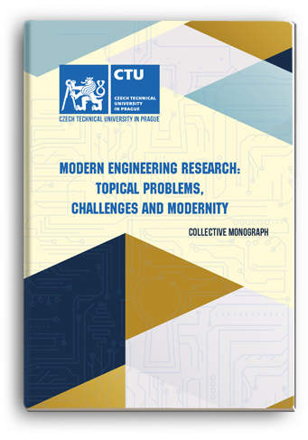 Cover for MODERN ENGINEERING RESEARCH: TOPICAL PROBLEMS, CHALLENGES AND MODERNITY