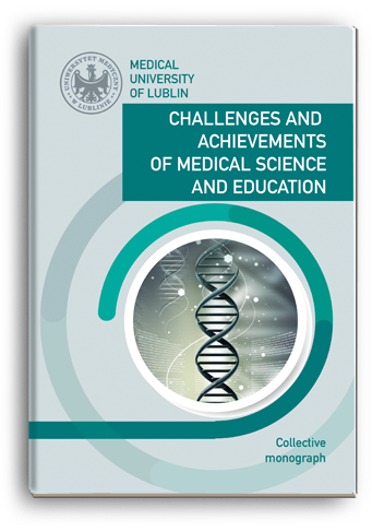 Cover for CHALLENGES AND ACHIEVEMENTS OF MEDICAL SCIENCE AND EDUCATION